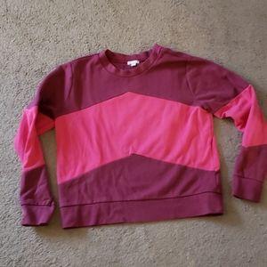 3 fir $15! Gap Color Block Sweatshirt